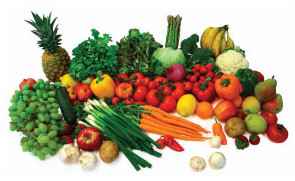 Naturopath Vegetables